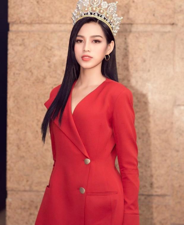 Góc bối rối: Dụi mắt vài lần mới nhận ra tân Hoa hậu Việt Nam Đỗ Thị Hà bên Duy Khánh, gương mặt hốc hác đáng lo - Ảnh 5.