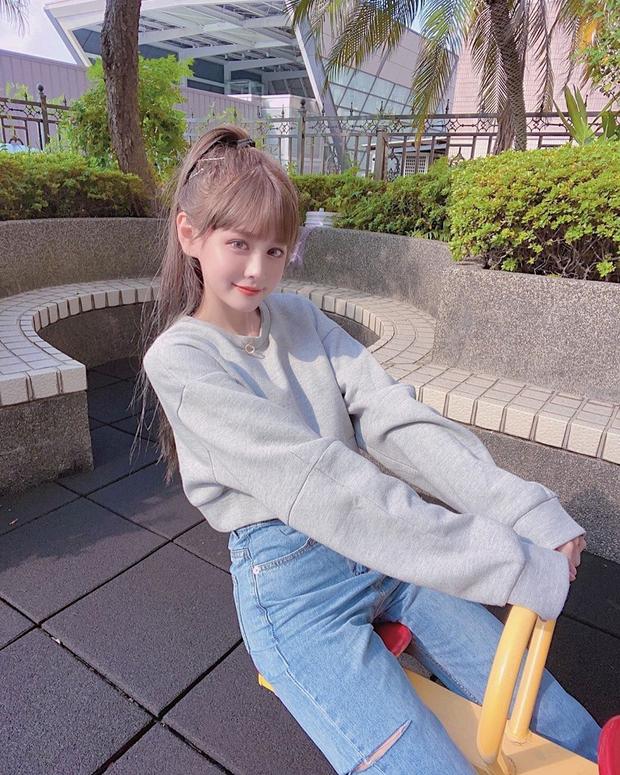 Tập tành làm streamer, hotgirl kẹo ngọt Đài Loan lập kỷ lục khủng chỉ sau một buổi livestream - Ảnh 5.