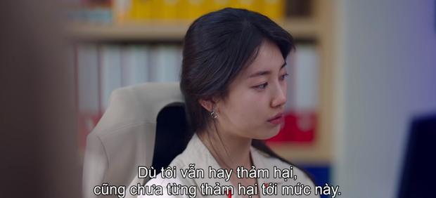 Suzy bỏ hết liêm sỉ, nài nỉ Nam Joo Hyuk về với em ở Start Up tập 14, team nam phụ hết mơ mộng nha! - Ảnh 1.
