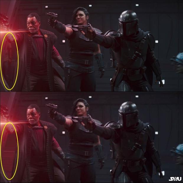 Phim mới nhà Star Wars để lạc thành viên ekip vào cảnh phim rồi âm thầm dọn phốt, chịu nổi không? - Ảnh 3.