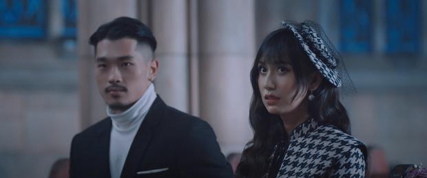 Quang Vinh comeback hát nhạc Mr. Siro, MV miêu tả tổ hợp tình yêu hết sức phức tạp của Lynk Lee, Liz Kim Cương và Diễm My 9x - Ảnh 10.