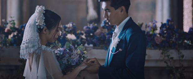 Quang Vinh comeback hát nhạc Mr. Siro, MV miêu tả tổ hợp tình yêu hết sức phức tạp của Lynk Lee, Liz Kim Cương và Diễm My 9x - Ảnh 12.