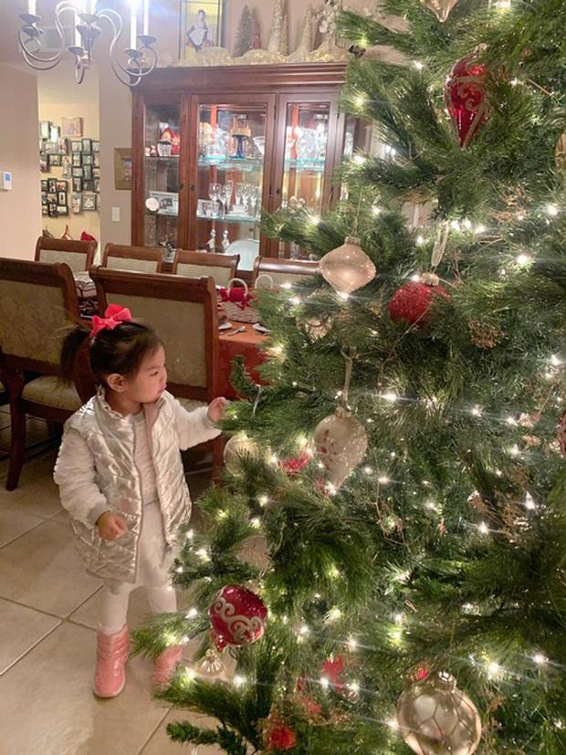 Dàn sao Vbiz rộn ràng đón lễ Tạ ơn - Giáng sinh, choáng nhất Ngọc Trinh, Phạm Hương và Lã Thanh Huyền trang hoàng nhà lồng lộn - Ảnh 6.