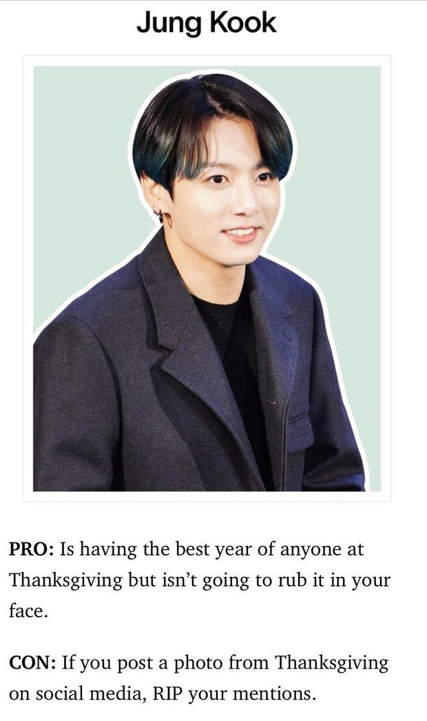 Jungkook (BTS) là idol Hàn duy nhất được tạp chí Mỹ danh giá gọi tên bên cạnh Brad Pitt, Taylor Swift, chuyện gì đây? - Ảnh 4.