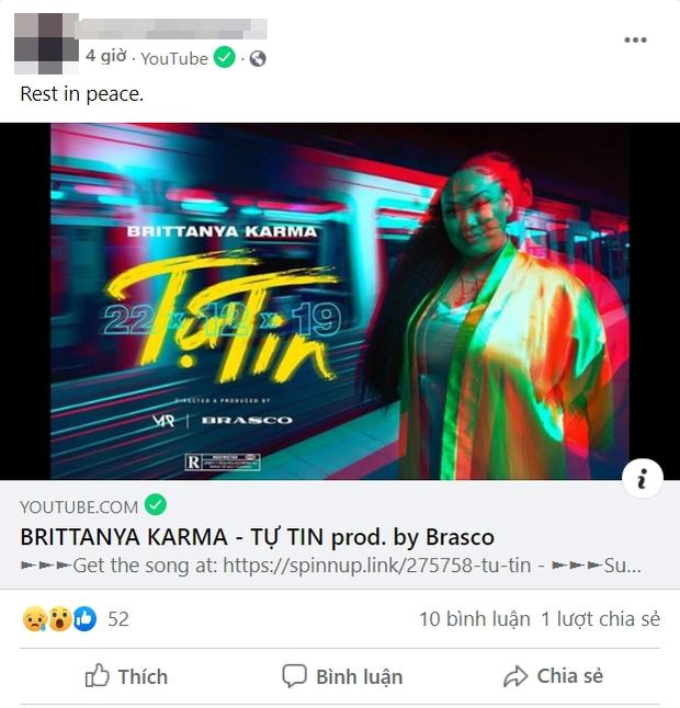 Dân mạng đồng loạt chia sẻ lại thông điệp tích cực trong MV Tự Tin của rapper gốc Việt Brittanya Karma - Ảnh 17.