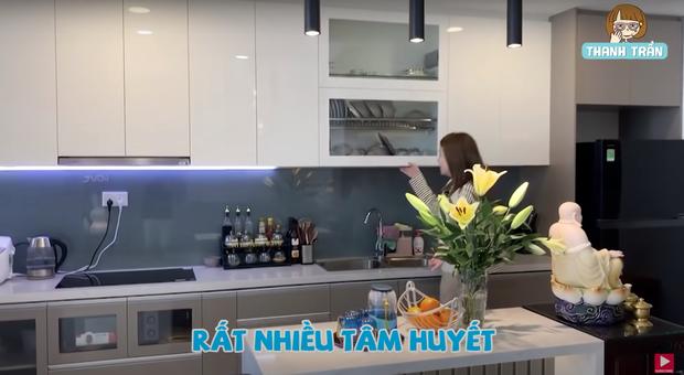 Khám phá chung cư mới của Thanh Trần sau khi bị mẹ chồng tống ra khỏi nhà, tiết lộ lí do không sống cùng con - Ảnh 2.