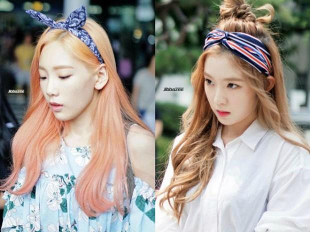 Bức ảnh gây lú cực mạnh: Netizen tranh cãi kịch liệt xem là Irene hay Taeyeon, kết quả cuối cùng khiến dân tình ngã ngửa - Ảnh 8.