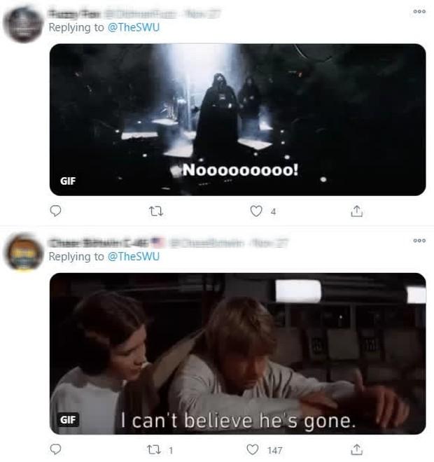 Phim mới nhà Star Wars để lạc thành viên ekip vào cảnh phim rồi âm thầm dọn phốt, chịu nổi không? - Ảnh 5.