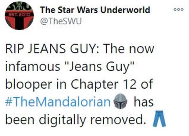 Phim mới nhà Star Wars để lạc thành viên ekip vào cảnh phim rồi âm thầm dọn phốt, chịu nổi không? - Ảnh 4.