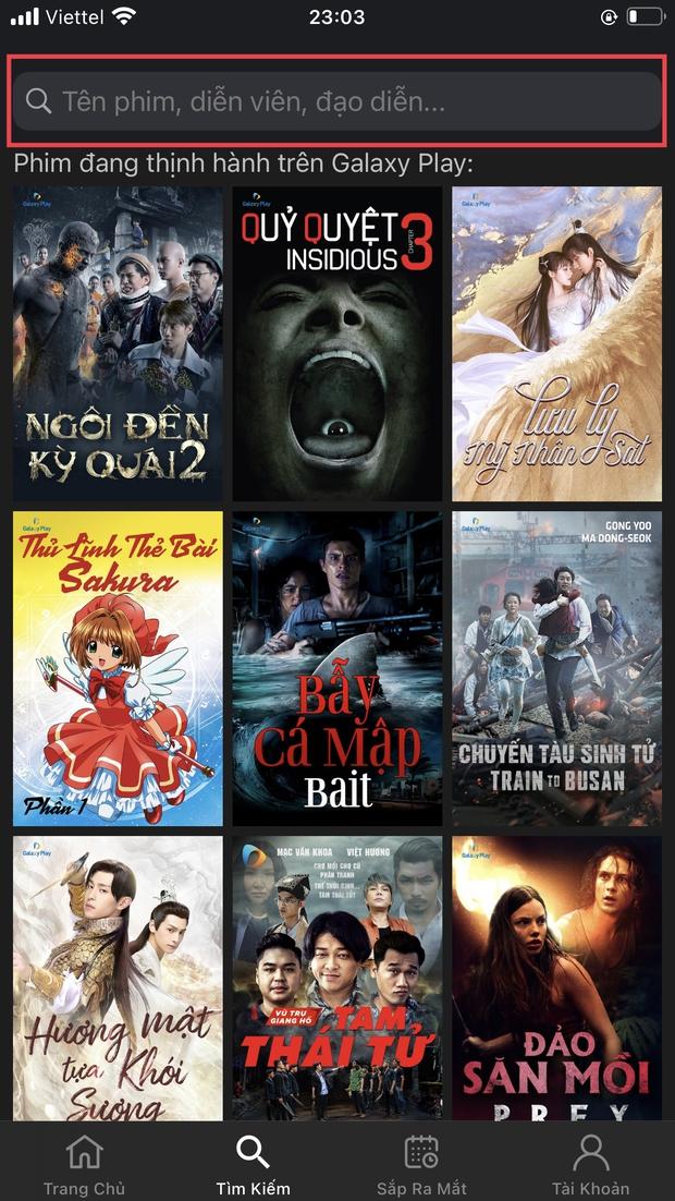 Dùng thử Galaxy Play - Ứng dụng xem phim thuần Việt: chất lượng không thua gì Netflix, có nhiều phim độc quyền! - Ảnh 8.