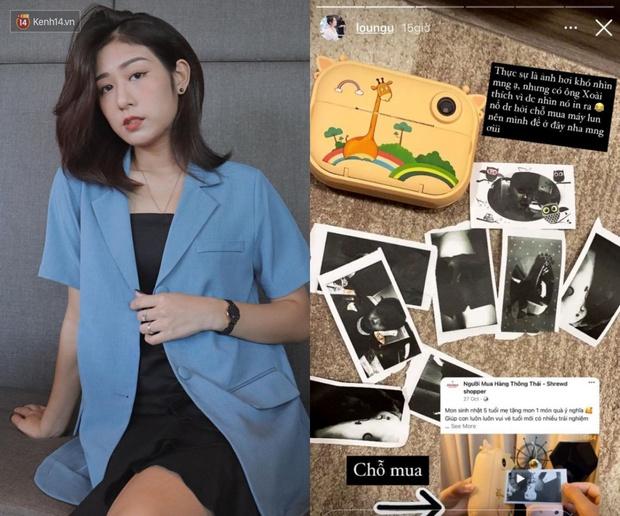 Sao mua gì tuần qua: Trang Lou sắm máy ảnh tự in, Xoài Non săn được bộ đồ ngủ giá bèo - Ảnh 10.