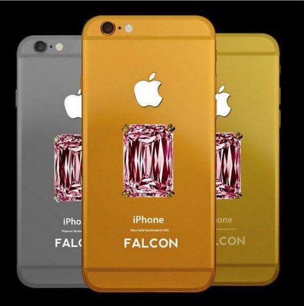 Bộ sưu tập những món đồ Apple đắt tiền nhất hành tinh, khó thở với bản iPhone 6 có giá hơn 1.000 tỷ đồng - Ảnh 6.