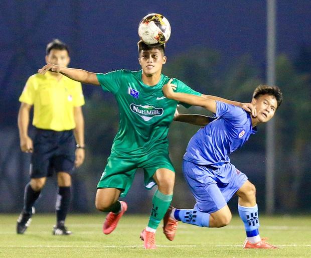 Học viện Nutifood thắng huỷ diệt 9-0 ở VCK U17 Cúp quốc gia 2020 - Ảnh 1.