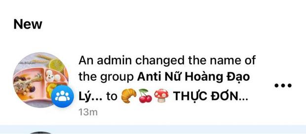 Chuyện thật như đùa: Group antifan khủng của Hương Giang bất ngờ chuyển thành... thực đơn ăn dặm? - Ảnh 2.