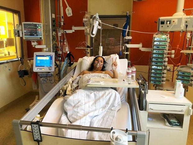 Bảo Anh và nhạc sĩ Mew Amazing bày tỏ tiếc thương khi nghe tin rapper Brittanya Karma qua đời vì Covid-19 - Ảnh 6.