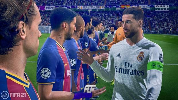 Choáng ngợp với đồ họa 4K của FIFA 21 trên PS5, đẹp không tì vết - Ảnh 2.