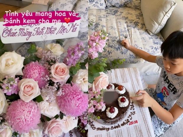 Quà sinh nhật Subeo tặng cho Hà Hồ và Đàm Thu Trang: Đây chính là chi tiết hé lộ tình cảm của bé dành cho 2 mẹ! - Ảnh 4.