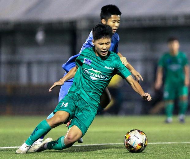 Học viện Nutifood thắng huỷ diệt 9-0 ở VCK U17 Cúp quốc gia 2020 - Ảnh 4.