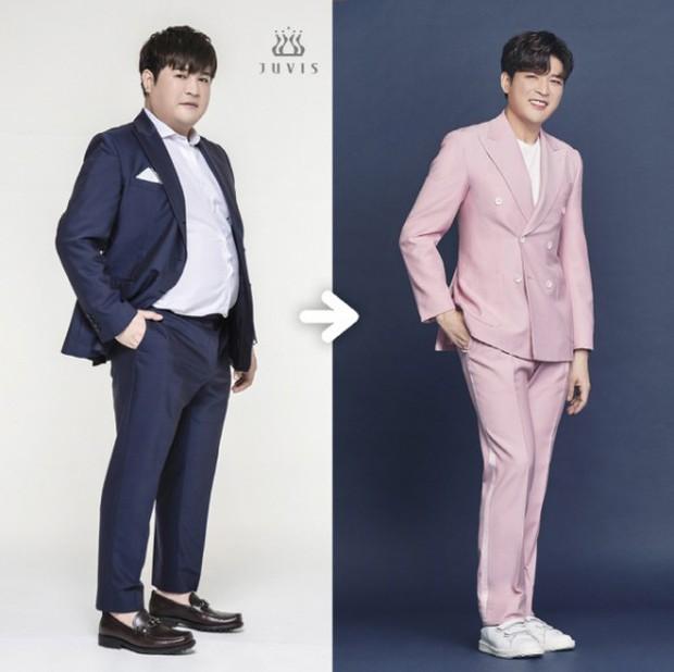 Màn giảm cân đi vào lịch sử Kpop: Chàng béo Shindong giờ nặng vừa bằng visual của Suju, nhăm nhe luôn vị trí visual? - Ảnh 4.