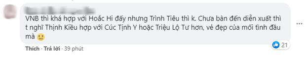 Ăn xong tiệc khai máy với La Vân Hi, Trình Tiêu lại chạy đi làm fan cuồng Vương Nhất Bác? - Ảnh 6.