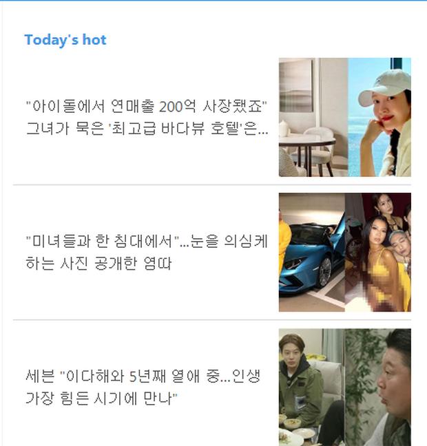 """Hot nhất Dispatch sáng nay: Jessica Jung """"cá kiếm"""" doanh thu trăm tỷ, thành nữ đại gia gây ngỡ ngàng nhất Kbiz sau khi rời SNSD - Ảnh 3."""