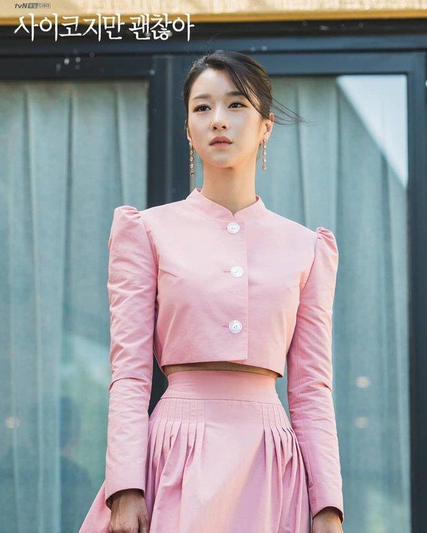 Top mỹ nhân màn ảnh sở hữu vòng eo nhỏ nhất xứ Hàn: Han Ye Seul - Na Eun, điên nữ Seo Ye Ji còn choáng hơn - Ảnh 5.