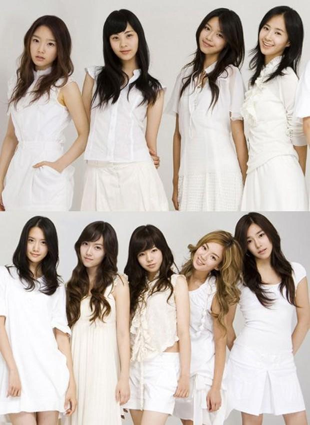 Fan ao ước SM tạo girlgroup có hình tượng giống SNSD thời mới debut nhưng Knet gạt bỏ, cho rằng thà để nhóm comeback còn hơn! - Ảnh 3.