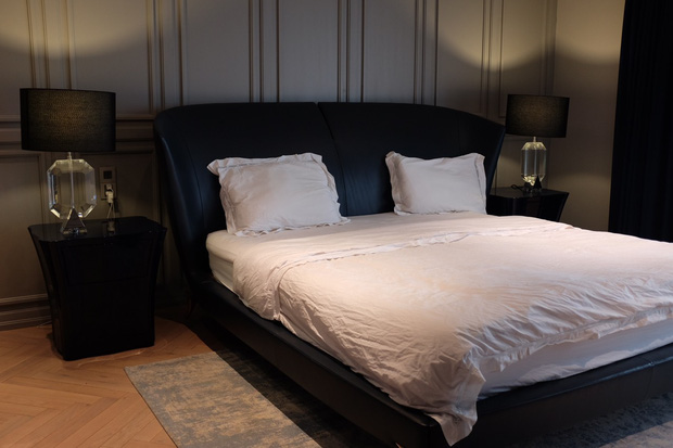 Căn hộ 350m2 của nữ doanh nhân Hà Nội: Phong cách Paris thanh lịch, nội thất nhập từ Ý, Pháp - Ảnh 14.