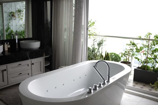 Căn hộ 350m2 của nữ doanh nhân Hà Nội: Phong cách Paris thanh lịch, nội thất nhập từ Ý, Pháp - Ảnh 16.