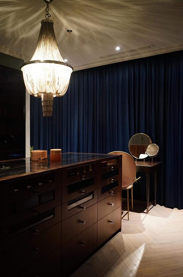 Căn hộ 350m2 của nữ doanh nhân Hà Nội: Phong cách Paris thanh lịch, nội thất nhập từ Ý, Pháp - Ảnh 21.