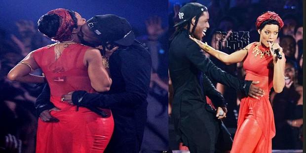 Hollywood thêm cặp từ friendzone hoá tình nhân: Nữ hoàng kem trộn Rihanna hẹn hò rapper đình đám sau 7 năm làm bạn? - Ảnh 4.