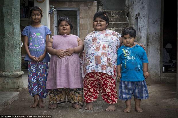 Gia đình nghèo có 3 con bị bệnh béo phì, bố đòi bán thận kiếm tiền cứu chữa từng thu hút sự chú ý của truyền thông thế giới giờ ra sao? - Ảnh 13.