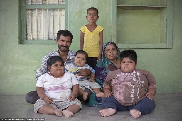 Gia đình nghèo có 3 con bị bệnh béo phì, bố đòi bán thận kiếm tiền cứu chữa từng thu hút sự chú ý của truyền thông thế giới giờ ra sao? - Ảnh 6.