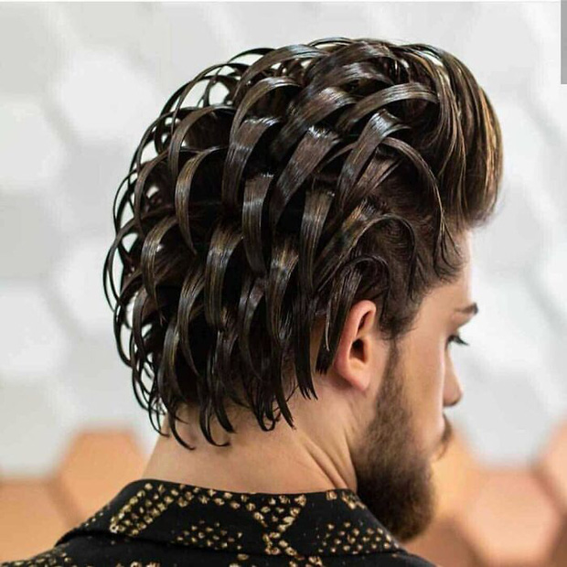 Những pha cắt tóc phá nát cả visual của hội lỡ đặt lòng tin vào thợ cạo nghiệp dư - Ảnh 12.