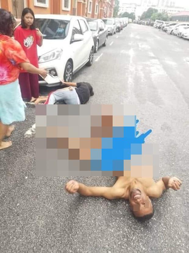 Cảnh sát công bố thông tin mới và hình ảnh nghi phạm vụ ông ngoại kế ném cháu trai tử vong khi cưỡng hiếp mẹ nạn nhân bất thành được tiết lộ - Ảnh 2.