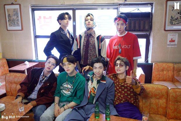 BTS dẫn đầu các nhóm idol trong top 100 ca khúc của thập kỷ 2010 do Melon công bố, IU xứng danh thánh nhạc số với số bài áp đảo - Ảnh 4.
