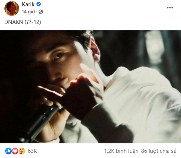 Karik nhá hàng bản rap love mới toanh cực mùi mẫn, nhưng dân tình lại chỉ đổ xô gọi tên Binz? - Ảnh 3.