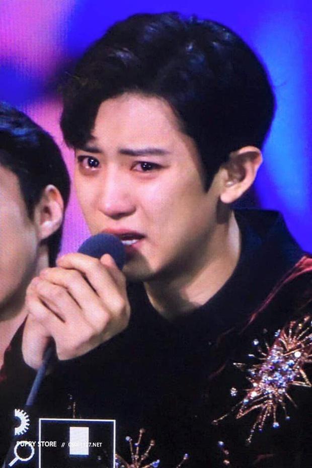 MAMA từng mang tiếng chơi xấu EXO vì cà khịa bài debut của nhóm, xuyên tạc khoảnh khắc đau buồn thành… khóc vì vui - Ảnh 8.