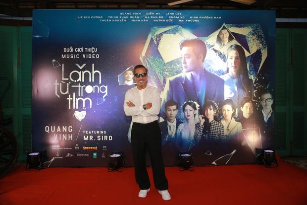 Quang Vinh comeback hát nhạc Mr. Siro, MV miêu tả tổ hợp tình yêu hết sức phức tạp của Lynk Lee, Liz Kim Cương và Diễm My 9x - Ảnh 18.