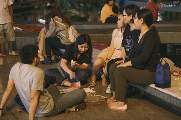 Bao lâu rồi bạn bát phố mà không ghé Hồ Con Rùa - điểm check-in quen thuộc một thời của sinh viên Sài Gòn? - Ảnh 6.