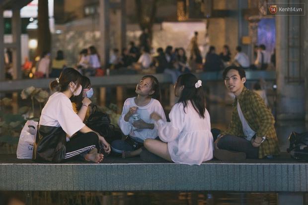 Bao lâu rồi bạn bát phố mà không ghé Hồ Con Rùa - điểm check-in quen thuộc một thời của sinh viên Sài Gòn? - Ảnh 8.