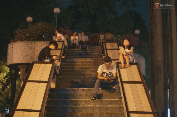 Bao lâu rồi bạn bát phố mà không ghé Hồ Con Rùa - điểm check-in quen thuộc một thời của sinh viên Sài Gòn? - Ảnh 13.