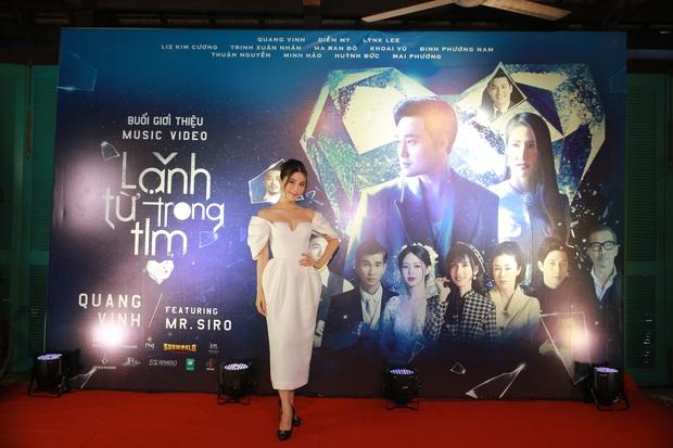 Quang Vinh comeback hát nhạc Mr. Siro, MV miêu tả tổ hợp tình yêu hết sức phức tạp của Lynk Lee, Liz Kim Cương và Diễm My 9x - Ảnh 17.