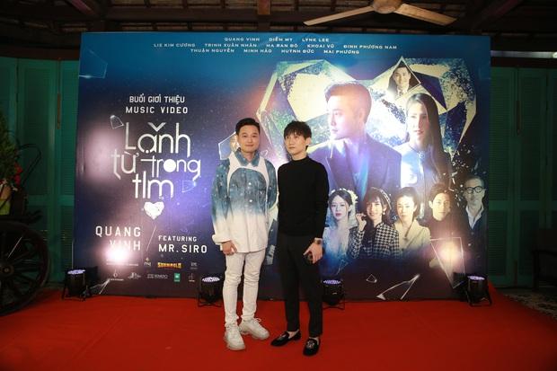Quang Vinh comeback hát nhạc Mr. Siro, MV miêu tả tổ hợp tình yêu hết sức phức tạp của Lynk Lee, Liz Kim Cương và Diễm My 9x - Ảnh 16.