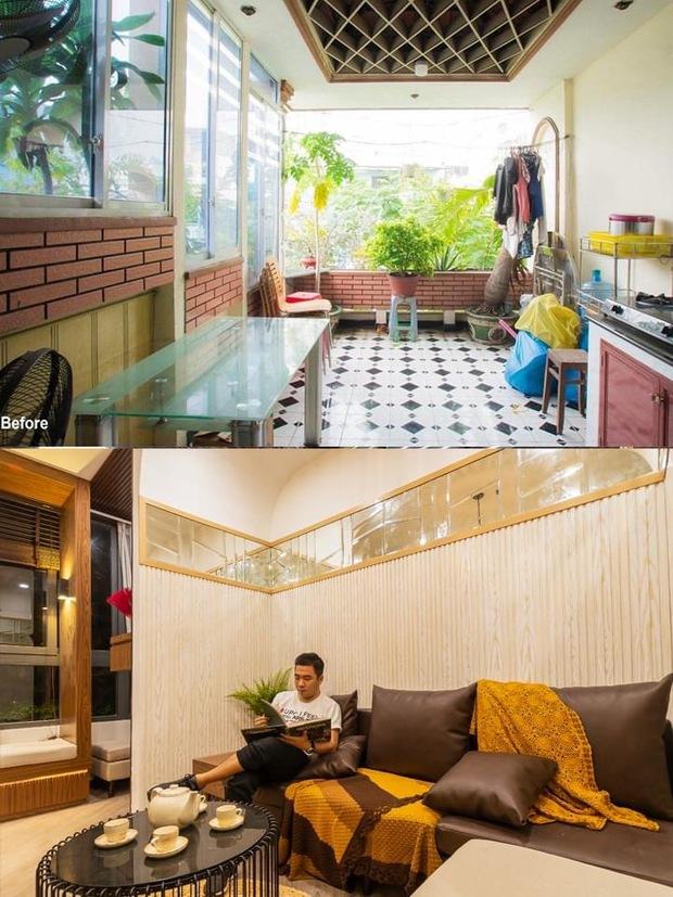 Con trai cải tạo ngôi nhà 20 năm cho bố mẹ: Chi phí 900 triệu, từ cũ kỹ thành sang chảnh bất ngờ - Ảnh 8.