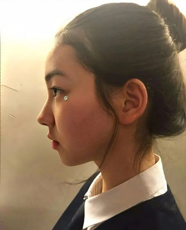 Dân tình á ố vì góc nghiêng của center nói xấu EXO - BLACKPINK Karina (aespa): Đẹp như đồ họa nhưng lại là sản phẩm dao kéo? - Ảnh 3.