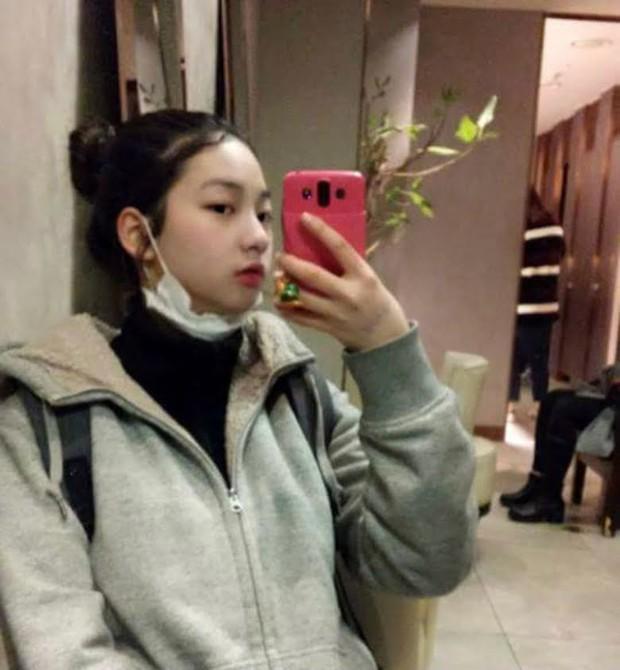 Dân tình á ố vì góc nghiêng của center nói xấu EXO - BLACKPINK Karina (aespa): Đẹp như đồ họa nhưng lại là sản phẩm dao kéo? - Ảnh 4.