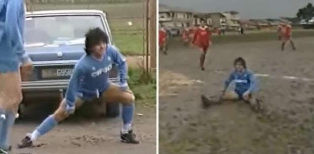 Câu chuyện đầy cảm động về trận đấu trong bùn của Maradona, giúp người bạn nay trở thành kẻ vô gia cư - Ảnh 2.