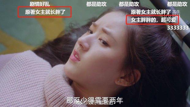 Tranh cãi trên Weibo: Fan đòi Triệu Lộ Tư phải giảm cân, ảnh nhan sắc và vóc dáng liên tục bị đào lại - Ảnh 6.