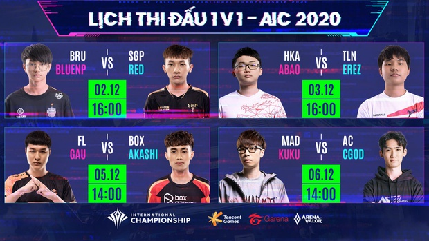 Bất ngờ: ADC, Lai Bâng đều sẽ không thi đấu 1vs1 tại AIC 2020 - Ảnh 2.